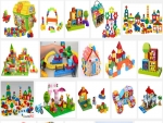 Mua đồ chơi lắp ráp, mô hình cho trẻ giúp trẻ phát triển toàn diện