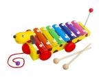 Đồ chơi âm thanh giúp trẻ phát triển trí não