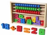 Những món đồ chơi giúp bé học giỏi toán