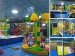 Shop đồ trẻ em tư vấn thiết kế & thi công nhà bóng và cầu trượt cho bé