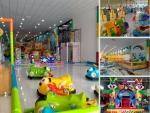 Đồ chơi mua sắm nhanh tư vấn thiết kế khu vui chơi cho bé tại nhà