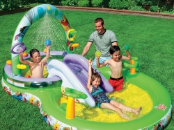 Bể bơi mini tiện dụng cho trẻ