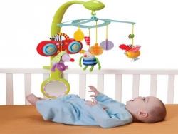 Những món đồ chơi giúp bé sơ sinh thông minh mẹ nên mua