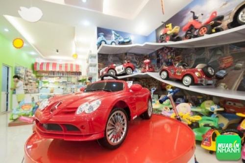 Lựa chọn đồ chơi thông minh cho trẻ
