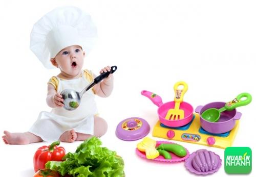 Đồ chơi nấu ăn cho bé