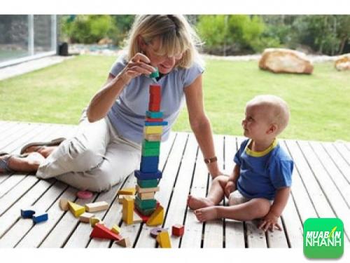 Đảm bảo an toàn khi mua đồ chơi cho bé