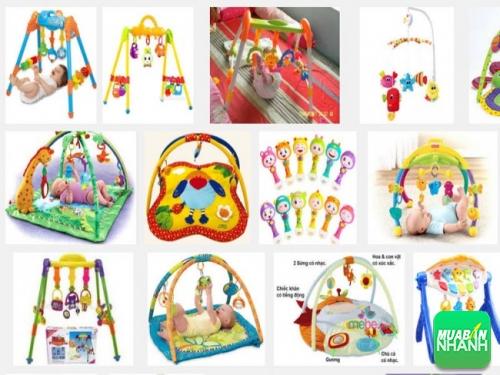 Cách chọn đồ chơi cho trẻ sơ sinh giúp trẻ thông minh, sáng tạo