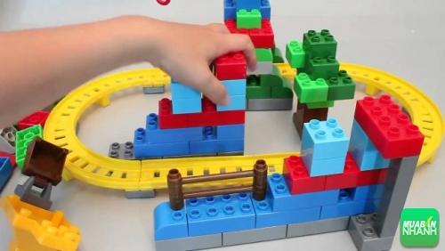 Đồ chơi lắp ráp, mô hình giúp não bộ phát triển và tăng cường khả năng tập trung