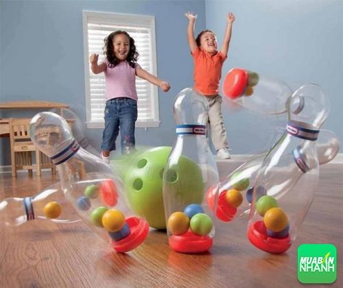 Đồ chơi vận động cho bé và những lợi ích không ngờ