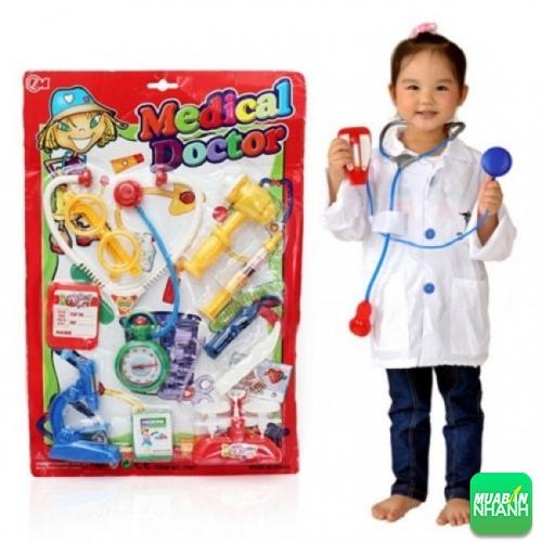 Trẻ học hỏi được nhiều hơn khi chơi đồ chơi hướng nghiệp