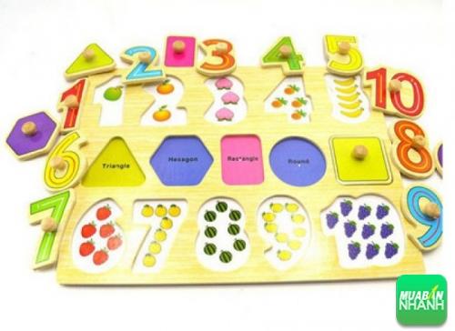 Đồ chơi bảng toán