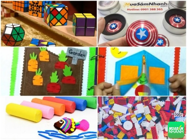 Top 6 quà tặng đồ chơi cho bé sáng tạo ngày 1/6 quốc tế thiếu nhi