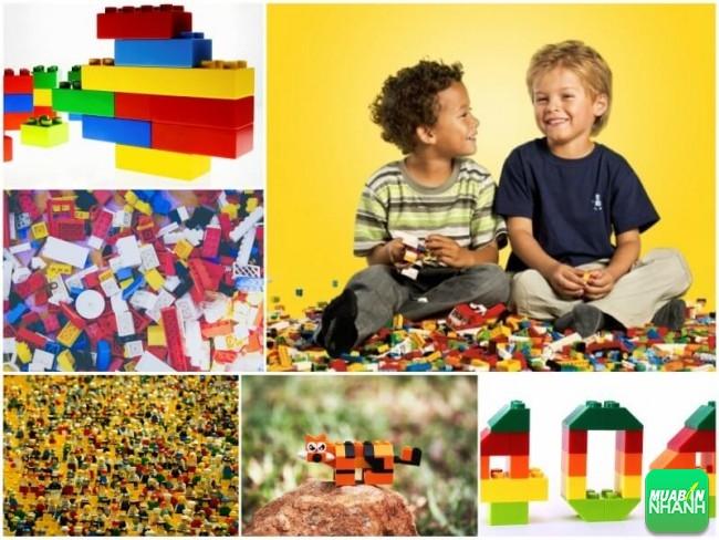 5 Lý do bạn nên mua đồ chơi lego làm quà 1/6 cho trẻ
