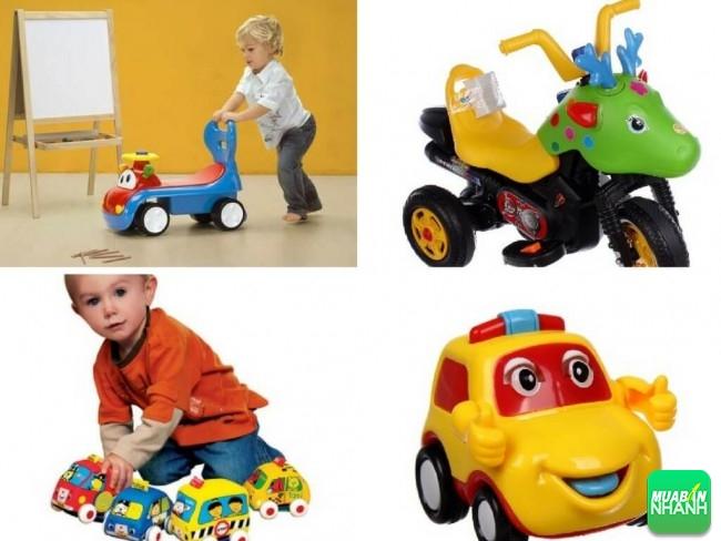 4 Tiêu chí chọn mua xe đồ chơi trẻ em làm quà 1/6 cho bé